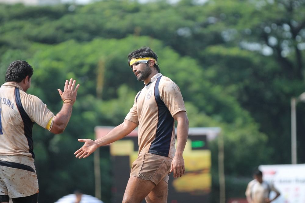 Interview with India rugby captain Hrishikesh Pendse: