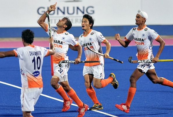 India to feature in Hockey World League final as host nation
