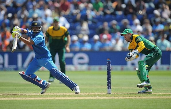 Schedule for India's tour of South Africa released