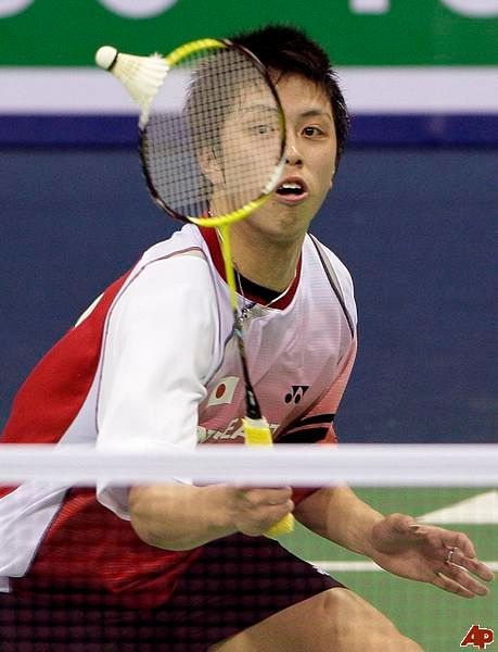 Yonex French Open 2013 - Semifinal Results