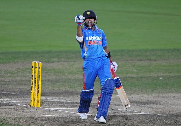 Virat Kohli can break Sachin Tendulkar's ODI record: Sunil Gavaskar