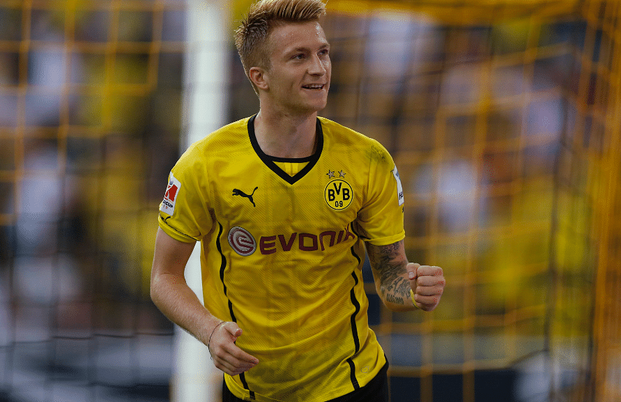 Arsenal and Chelsea target Marco Reus commits his future to Borussia Dortmund