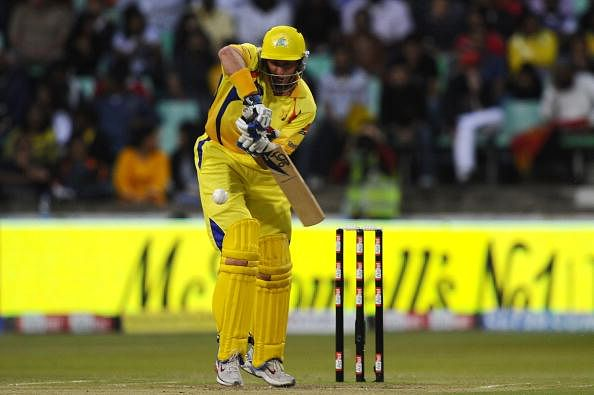 "I might have been ""a little bit wrong"" about Gurunath Meiyappan's role at CSK - Michael Hussey"