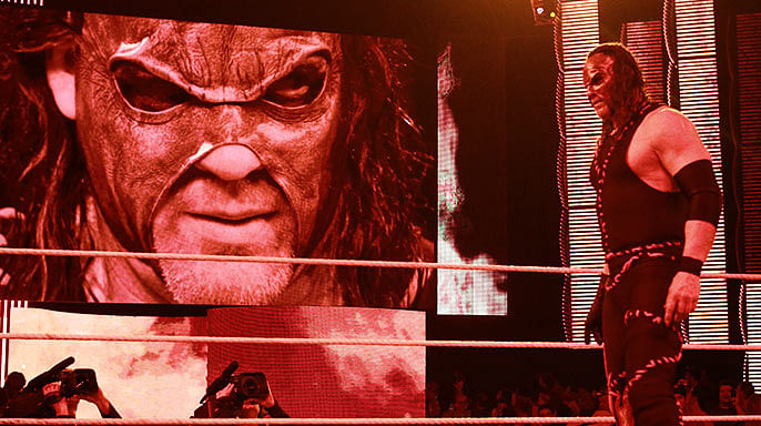 Kane to make his return on WWE