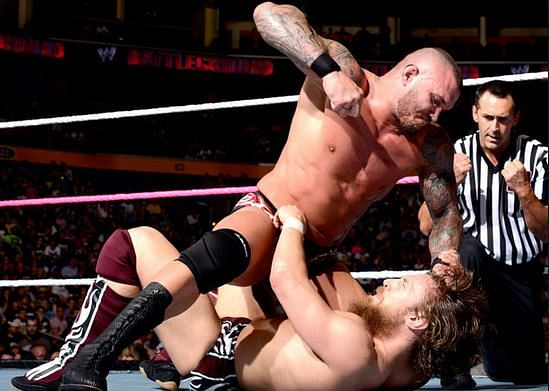 Is Randy Orton going to end Hell in a Cell as WWE Champion?