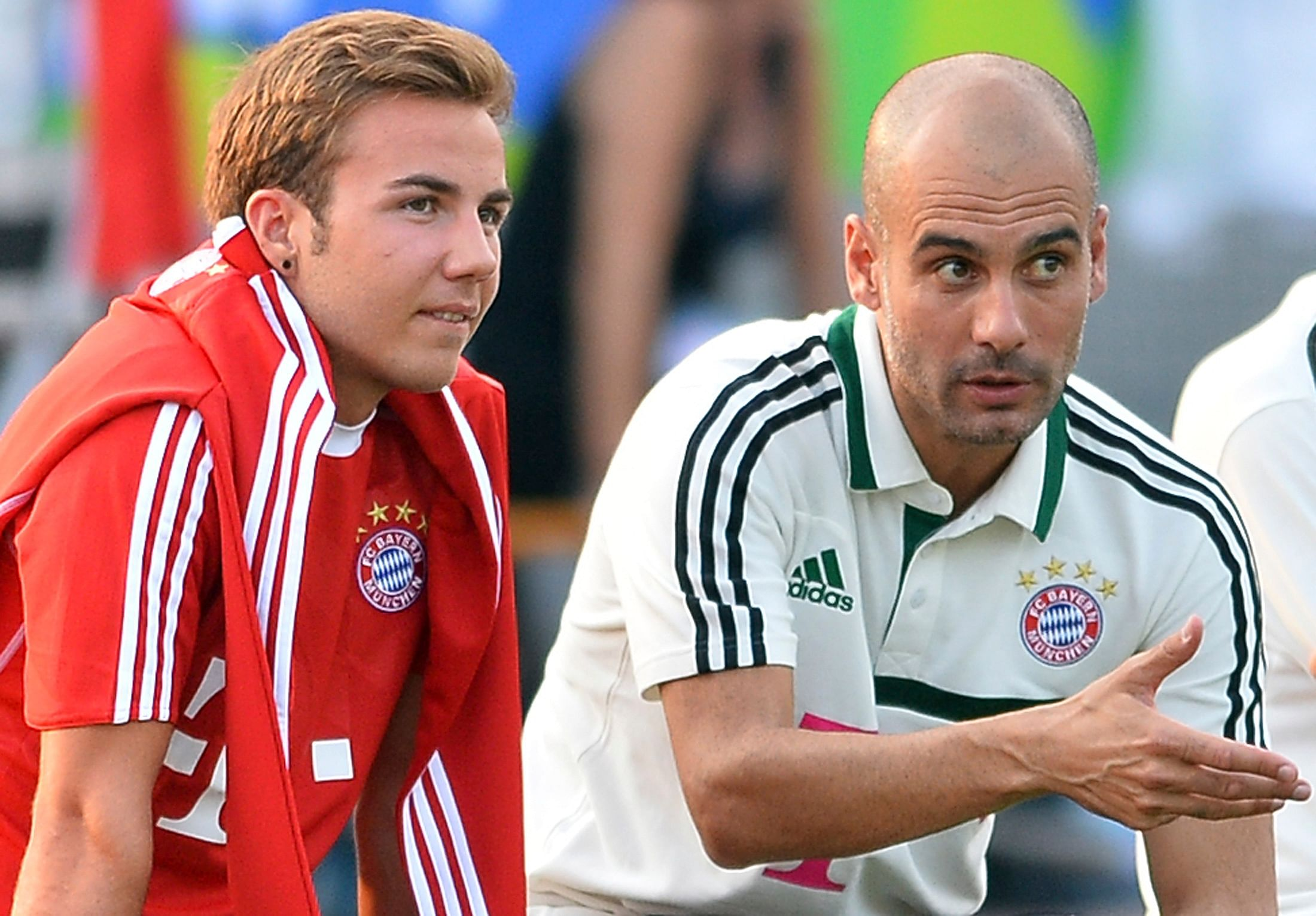 "Talking Tactics: How Pep Guardiola utilised the ""Double No. 10″ role against Mainz"
