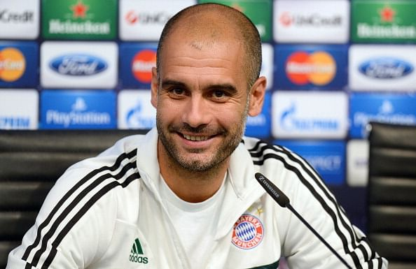 Bayern Munich manager Pep Guardiola believes Manchester City can reach knockout stages with ease