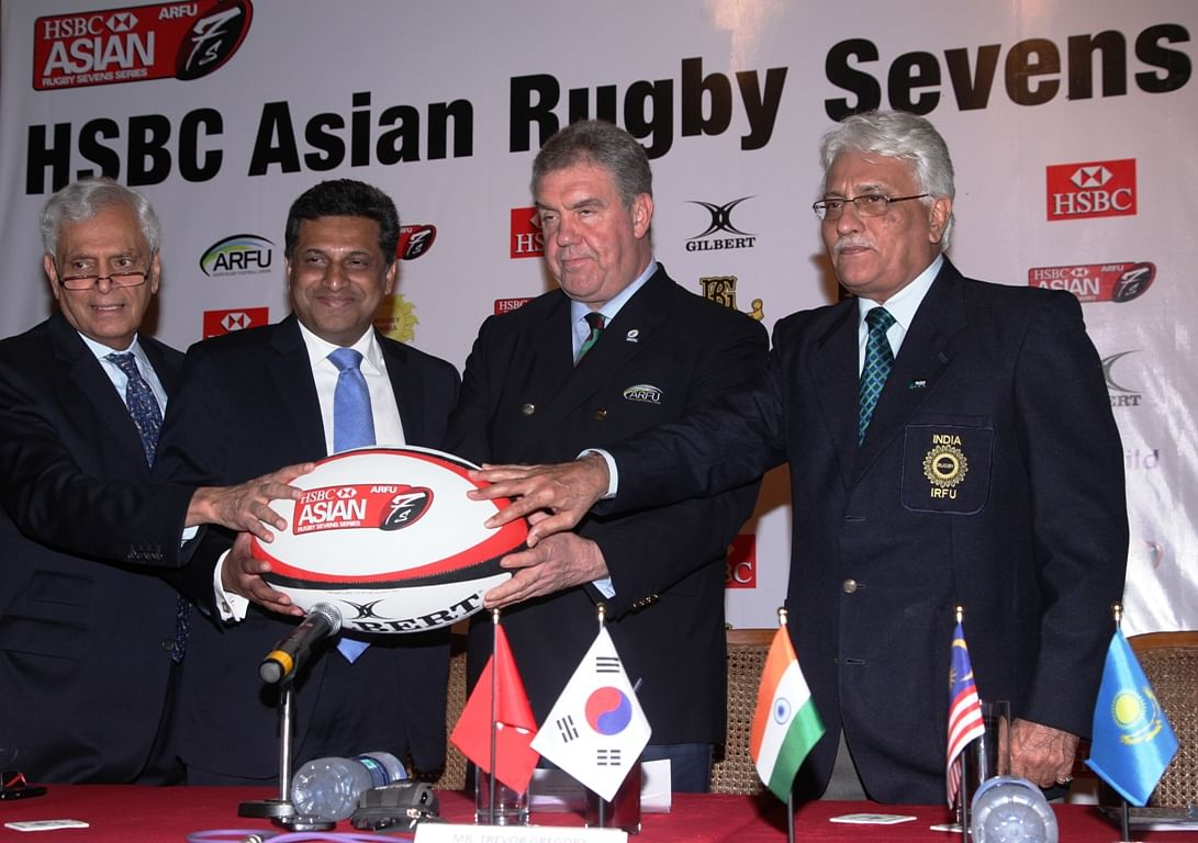 Rugby: Draw held for Round III of the HSBC Asian Sevens Series in India