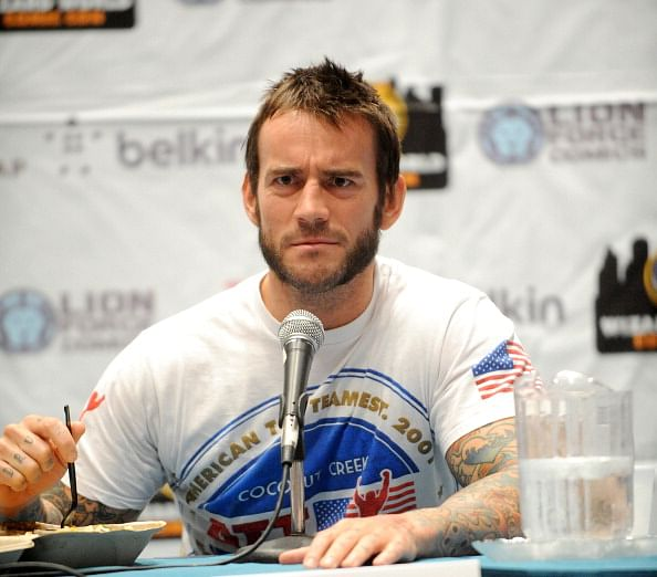 Originally scheduled for main event, CM Punk and Dean Ambrose hurt