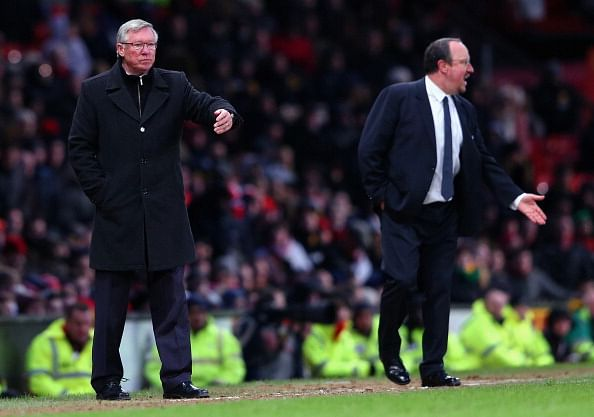 Rafa Benitez is a control freak and a silly man - Sir Alex Ferguson