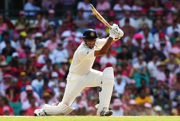 Post retirement, Rahul Dravid slams century for his club