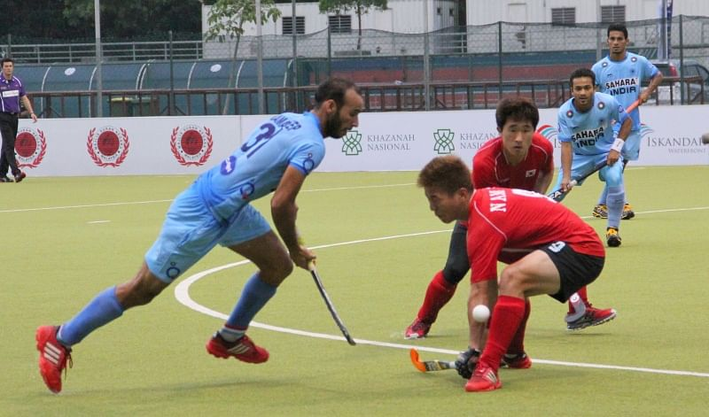 Interview: Focusing on Junior World Cup, says talented hockey forward Ramandeep Singh