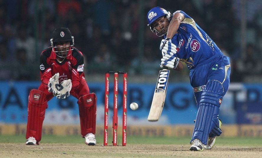 Captain Rohit Sharma and Mumbai Indians players fined for slow over rate in Champions League T20