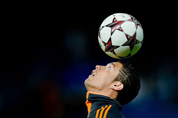 Cristiano Ronaldo should win the Ballon d'or this year: Carlo Ancelotti