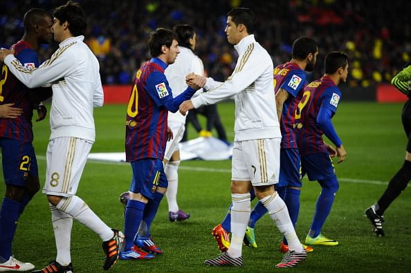 Stats review: El Clasico - Barcelona 2-1 Real Madrid