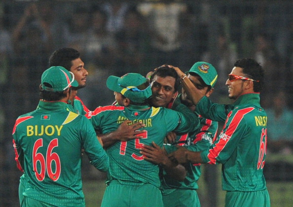 Rubel Hossain's hat-trick floors New Zealand