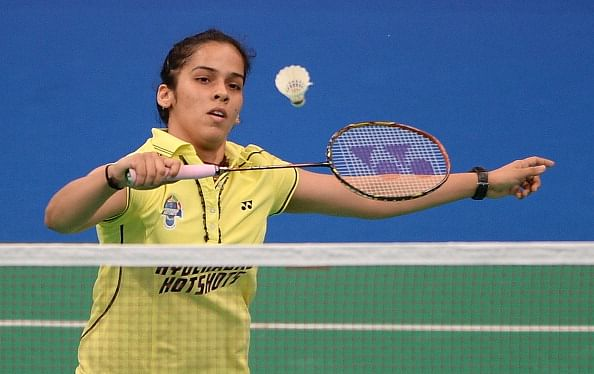 French Open: Saina Nehwal and Anand Pawar bring cheer with wins on day two