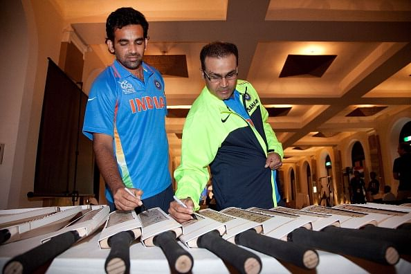 India needs Zaheer Khan and Virender Sehwag in Tests - Sourav Ganguly