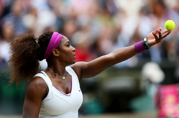 Serena Williams aims to get even better