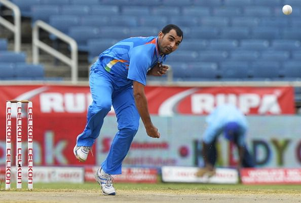 Mohammed Shami Ahmed: A new star is born