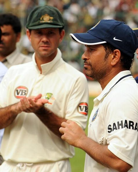 Sachin Tendulkar the best batsman I've seen - Ricky Ponting
