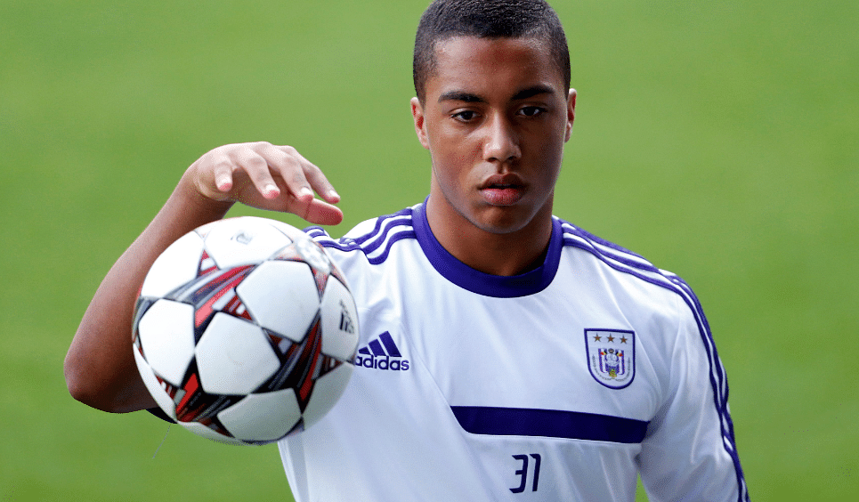 Rumours: Arsenal and Chelsea join race for 16-year-old Belgian sensation Youri Tielemans