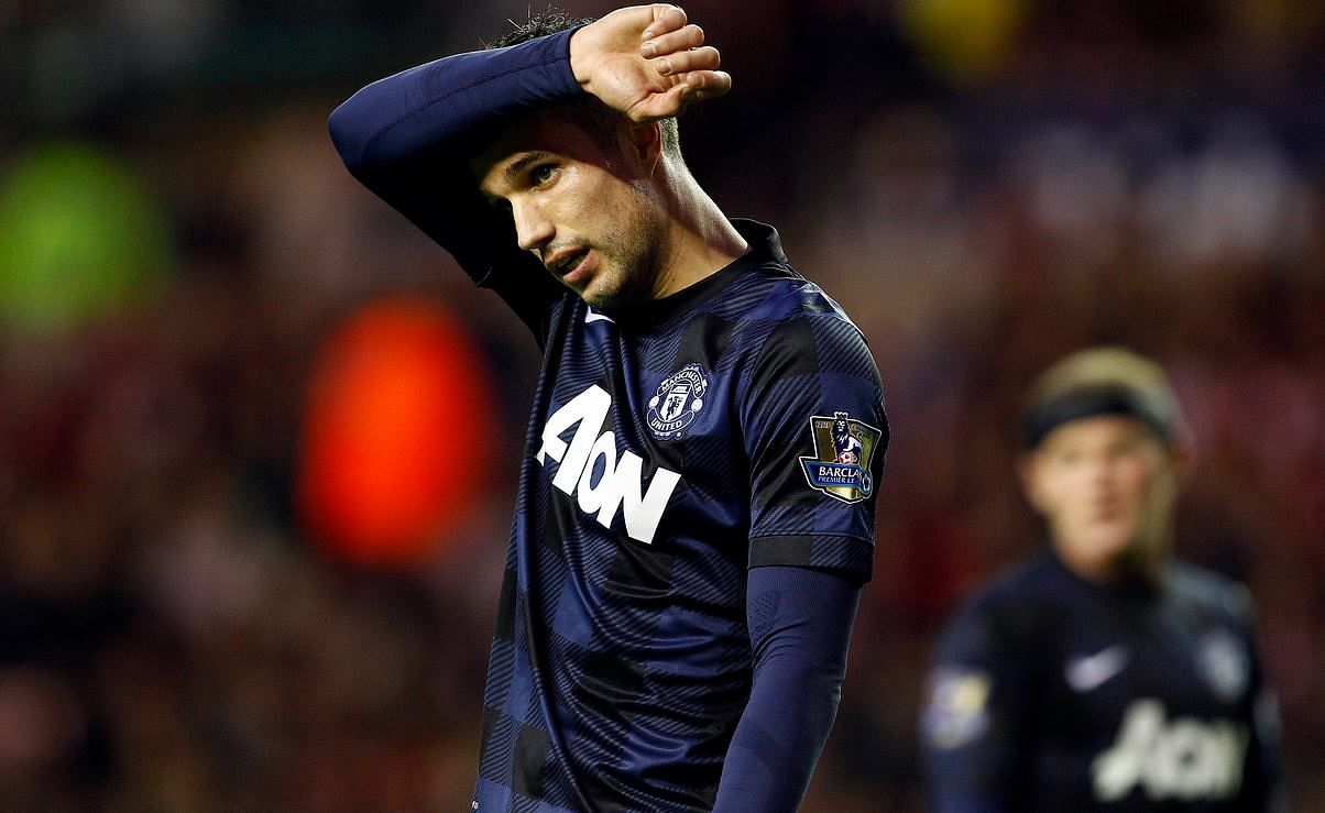Why Robin Van Persie's torrid form will continue against sturdy Southampton