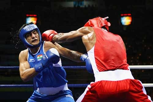 Sandhu retained as India boxing coach