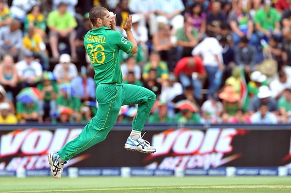 South Africa v India - Second One Day International
