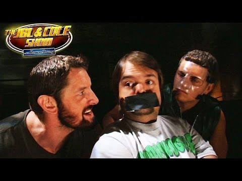 CM Punk on The JBL and Cole Show