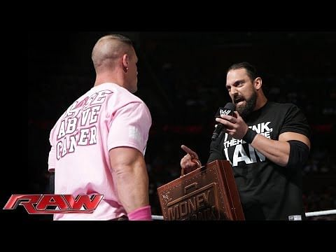 Video: John Cena Vs. Damien Sandow