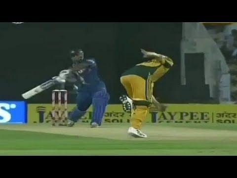 Video: Top 10 Hard Hitters in Cricket History