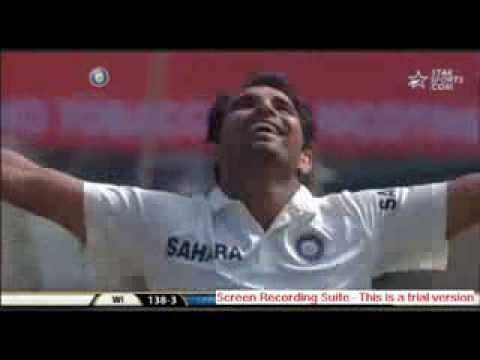 Video: Mohammed Shami's 9 wickets on debut