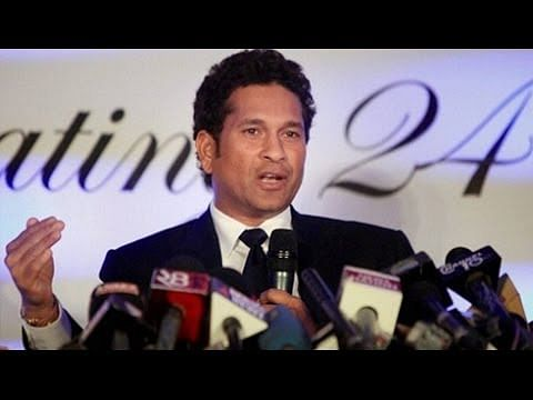 Video: Sachin Tendulkar press conference after retirement