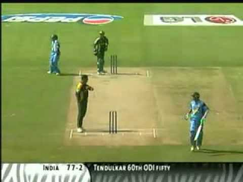 Video: Sachin Tendulkar's best ODI Innings according to him