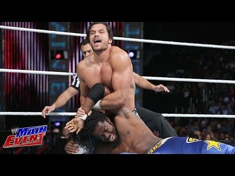 Video: WWE Main Event - Kofi Kingston vs. Fandango