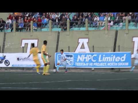 VIDEO - 34th Sikkim Governor's Gold Cup: MMC (Nepal) 1-0 Kalighat MS - Highlights!