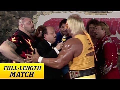 Video: Main Event of the first ever Survivor Series on Thanksgiving in 1987