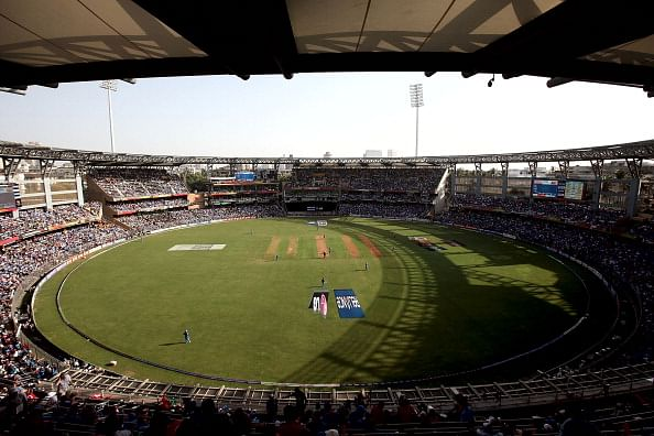 "India vs West Indies 2013: ""It will be a slow turner with some bounce."" - Sudhir Naik, Wankhede curator"