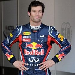 Mark Webber happy with performance in farewell race