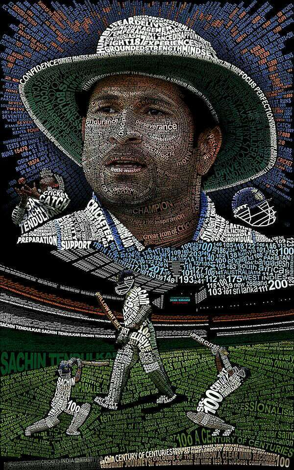 The Commodification on 'Brand' Sachin