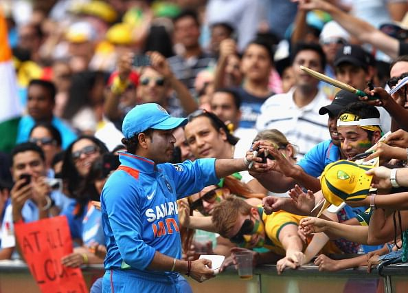 Sachin Tendulkar – Still drawing new fans