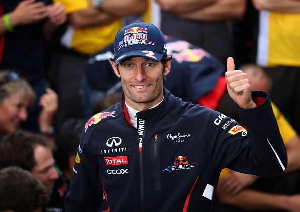 Mark Webber won't be gifted with a win in his last race: Christian Horner