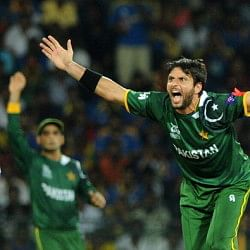 Shahid Afridi signs up for the Ram Slam T20 Challenge in South Africa