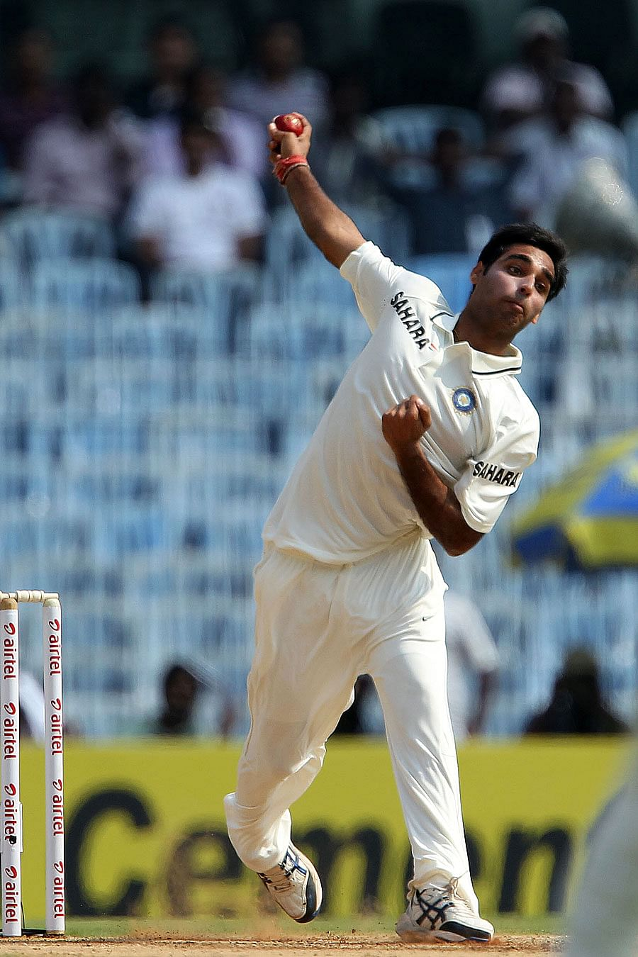 Bhuvneshwar Kumar - A bit of luck and there will be no looking back