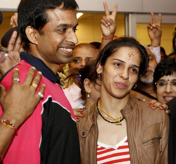 Gopichand advocates Saina's failure