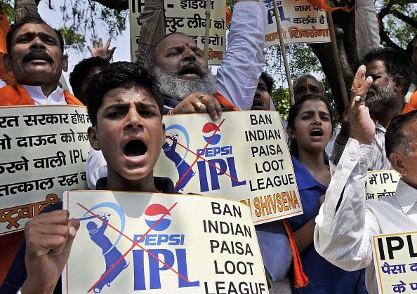 PepsiCo warns BCCI about Indian Premiere League mess