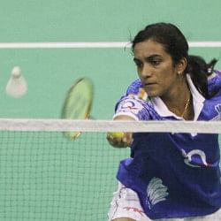 PV Sindhu enters the final of Kumpoo Macau Open 2013