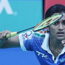 Macau Open Grand Prix Gold 2013: Spirited Sindhu keeps Indian hopes alive