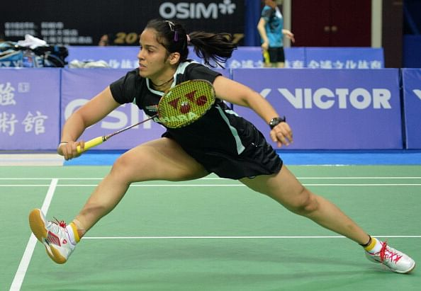 Saina Nehwal rises to World No.6